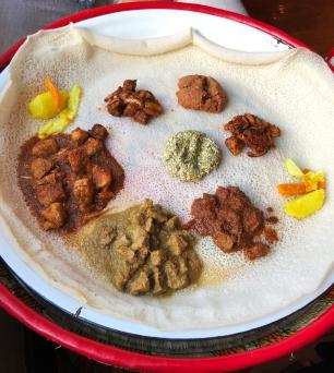 etioopia restoran